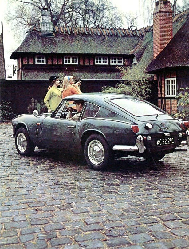 1967 Triumph GT6, first car I owned, mine was green. | Cars/bikes ...
