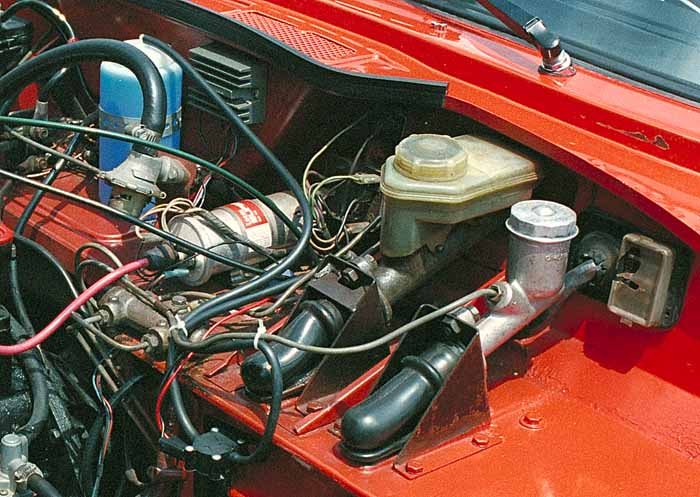 triumph tr6 fuse box location correct windshield washer bottle for later spitfiresi m  correct windshield washer bottle for later spitfiresi m