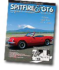 Spitfire GT6 Issue Number 45