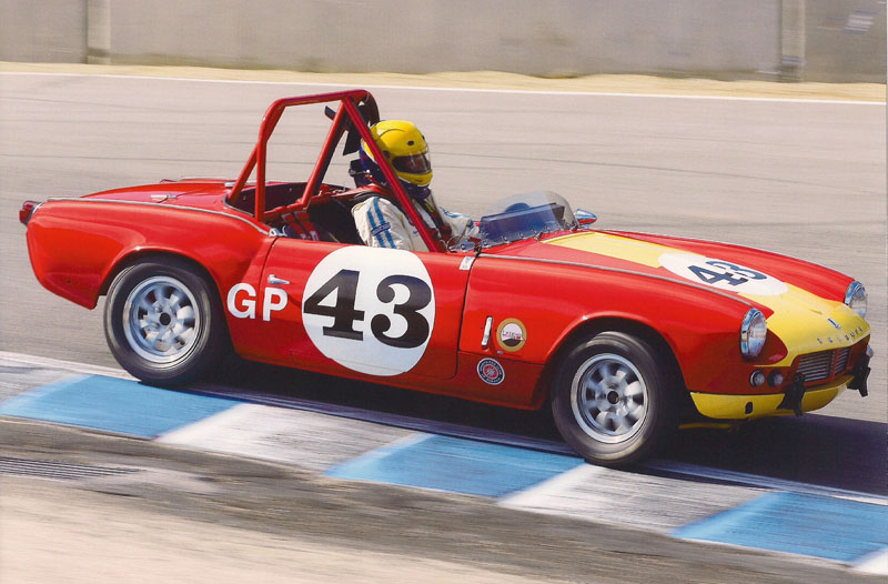 spitfire gt6 and other triumph race car photos. Black Bedroom Furniture Sets. Home Design Ideas